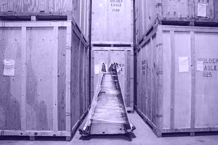 Elite Logistics Secure Storage
